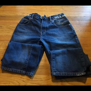 Boys GAP blue jeans